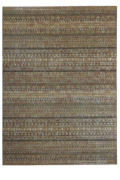 Moderner Orientteppich Multicolor