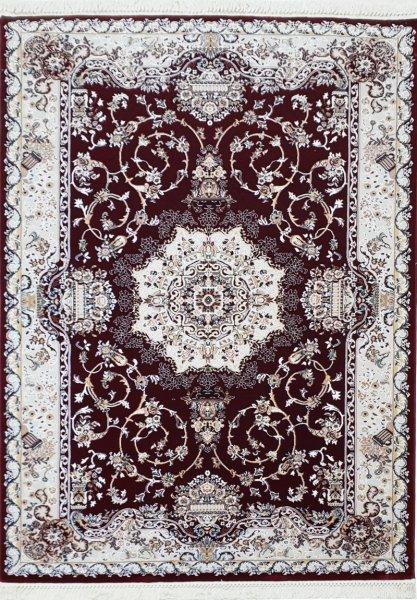 Orientteppich MOMBASA Rot Weiß