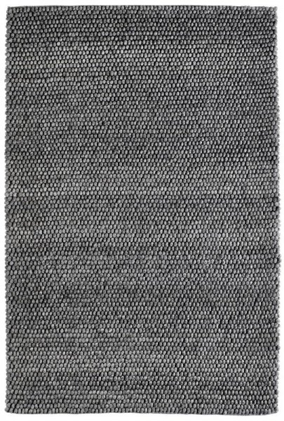 Teppich PENTHOUSE Handgefertigt Dunkelgrau
