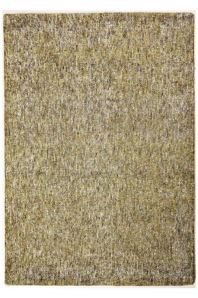 Hochflor Teppich LOFT Handgetuftet Grün