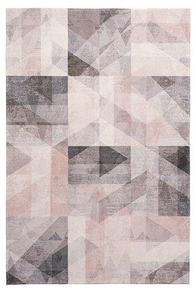 Design Teppich Diana Powder Pink