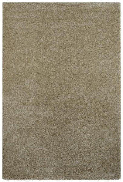 Hochflor Teppich Beige