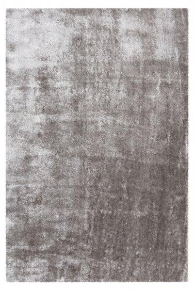Hochflor Teppich Gloria Silber