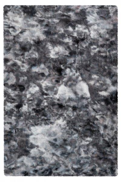 Modernes Fellteppich Chiara Graphite