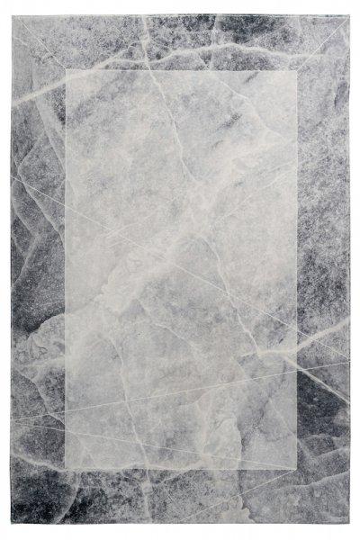 Desing Teppich Paulina Grau