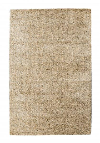 Hochflor Teppich FINN Beige
