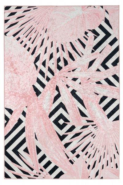 Design Teppich Elena Powder pink