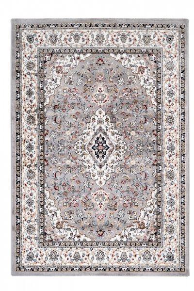 Desing Orientalischer Isabell Teppich Grau