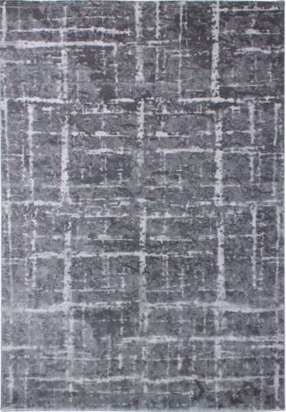 Teppich VINCENT Dunkelgrau
