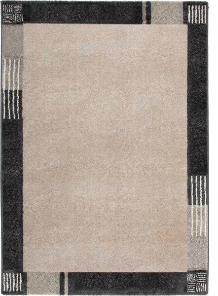 Design Teppich ALABAMA Beige Grau
