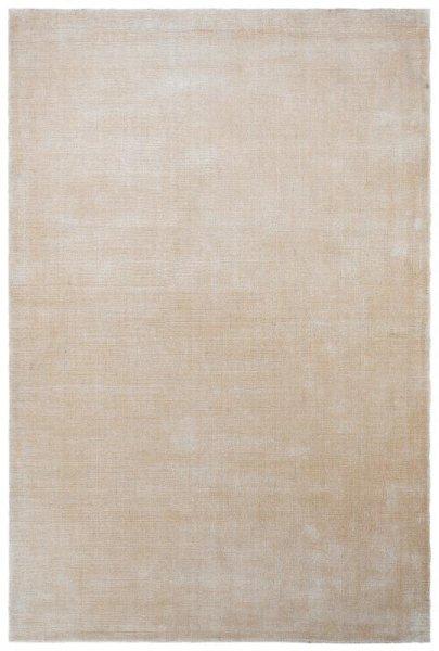 Naturfaser Teppich Handgefertigt Creme Weiß