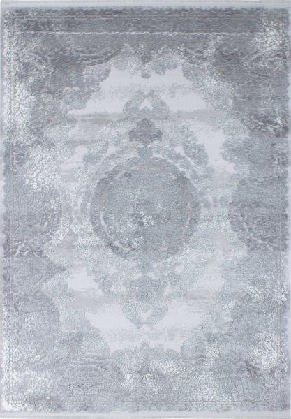 Teppich Shabby Chic Style Grau