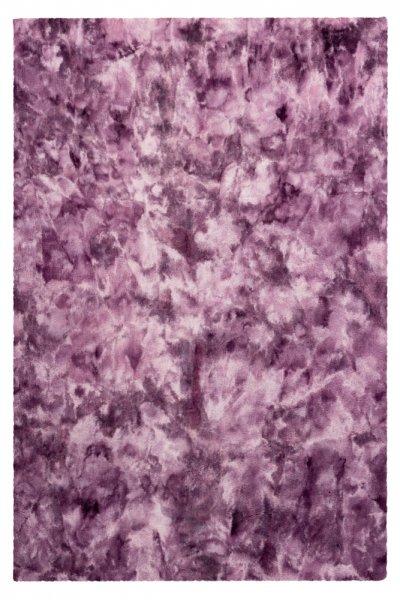 Modernes Fellteppich Chiara Purple
