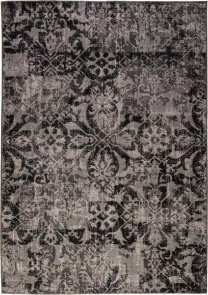 In- & Outdoor Teppich Vintage Look Grau