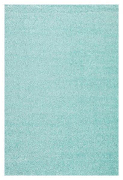 Teppich Mint Einfarbig