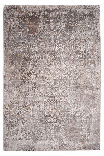 Design Teppich Jolin taupe rechteckig Acryl (Schrumpfgarn) Moderner Teppich