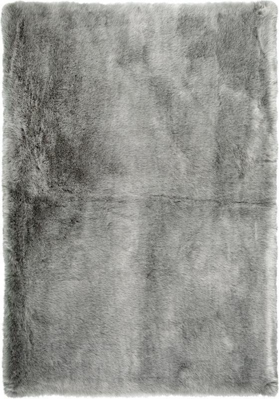 Fell Teppich Grau : fellteppich silber grau herzgewebt ~ Watch28wear.com Haus und Dekorationen