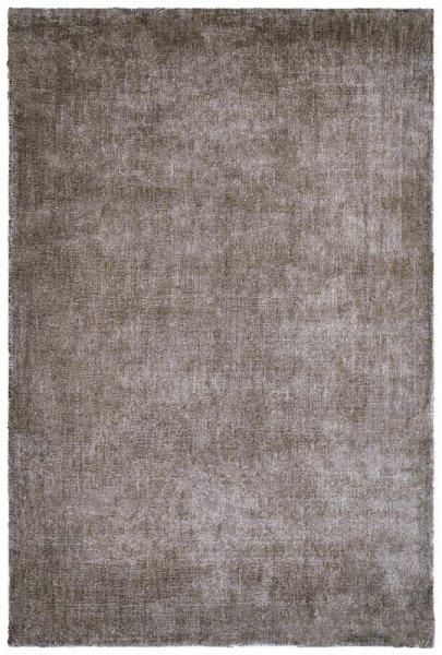 Naturfaser Teppich Handgefertigt Taupe