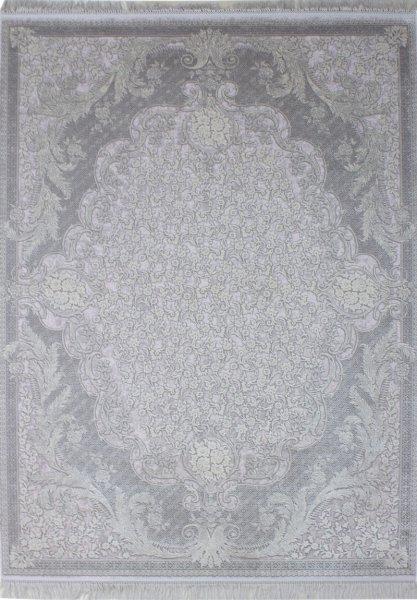 Vintage Teppich PARIS Grau