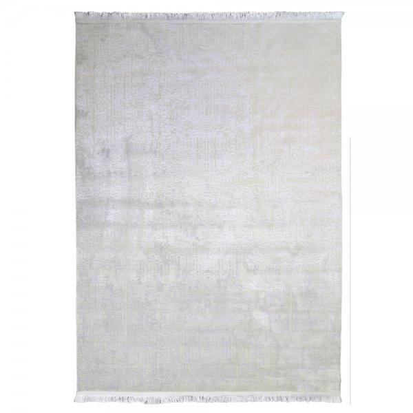 Modern Lichteffekt Teppich Weiß