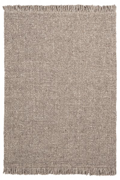 Design Teppich Ester Taupe