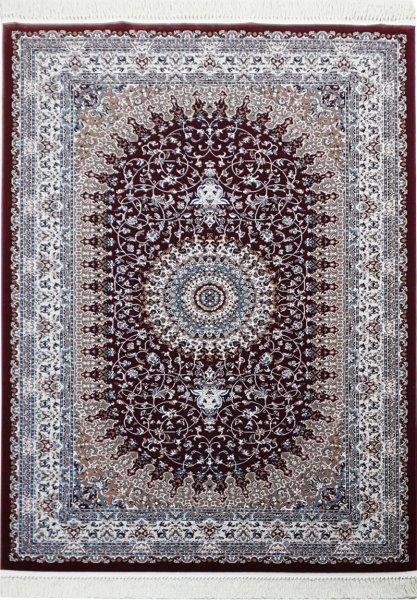 Orientteppich Rot Multicolor