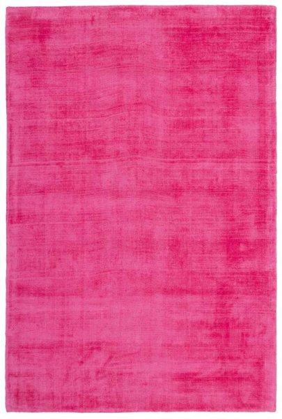 Teppich Used Look Handgewebt Pink