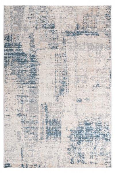 Desing Teppich Sarah Blau