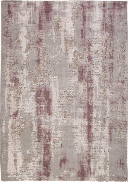 Designer Teppich Abstrakt BELLA Flieder Lavendel