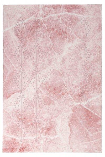 Desing Teppich Paulina Powder Pink