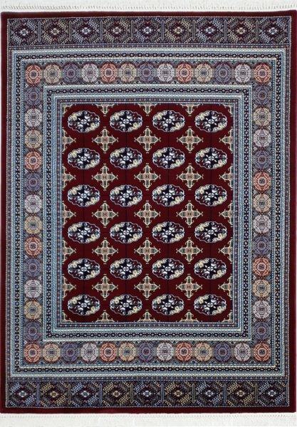 Teppich orientalisch Rot Blau