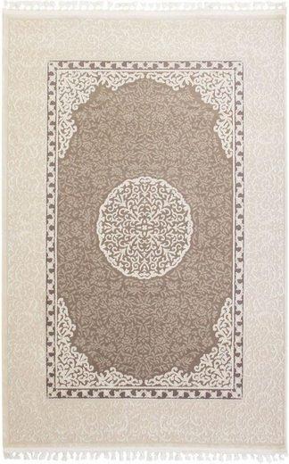 Orientteppich in Beige