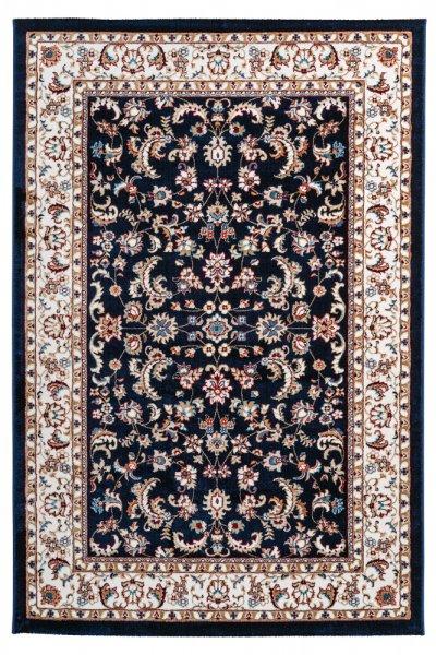 Desing Orientalischer Isabell Teppich Navy