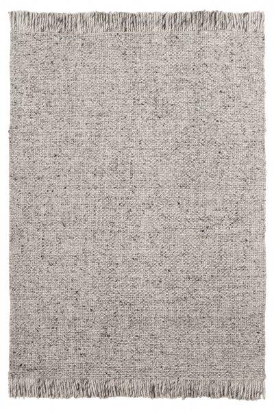 Design Teppich Ester Grau