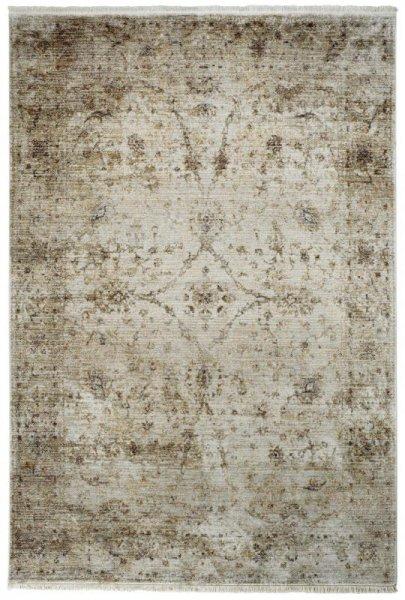 Teppich Vintage Look Beige