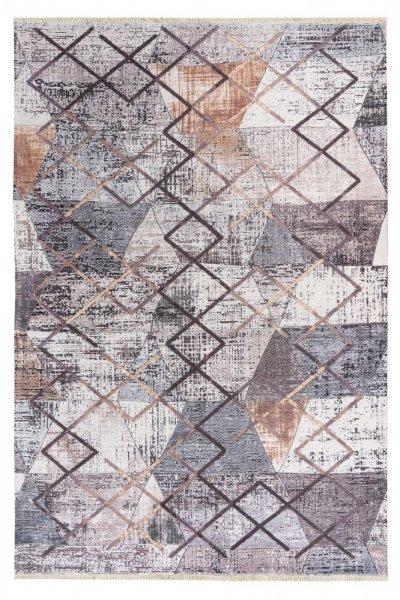 Designteppich Vajessa multi rechteckig Moderner Teppich Stilvoll