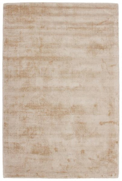 Teppich Used Look Handgewebt Beige
