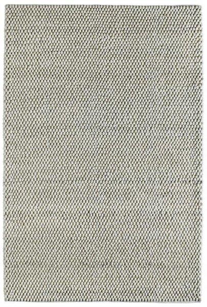 Teppich PENTHOUSE Handgefertigt Creme Weiß