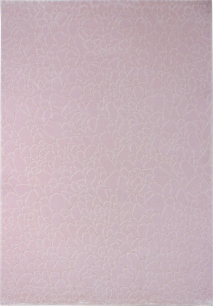 Teppich STONEFIELD Pastell Rosa