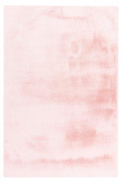 Hochflor Teppich Lena Powder Pink