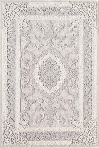Orientteppich in Grau