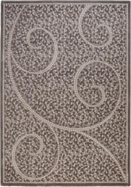 Teppich ROMA Grau